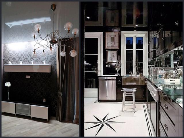 Італійські меблі в стилі арт деко, гламур